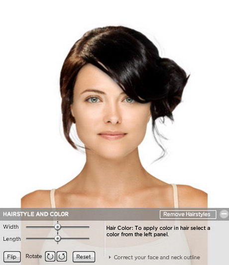 Try out 1920's Hairstyles with Virtual Makeover at StyleBistro: See ...