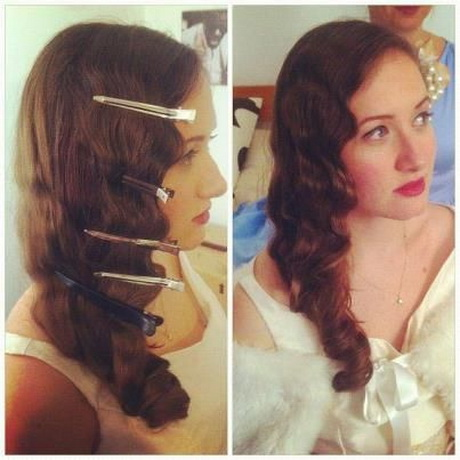 how to do 1920 hairstyles | … hairstyles-for-long-hair. Found on
