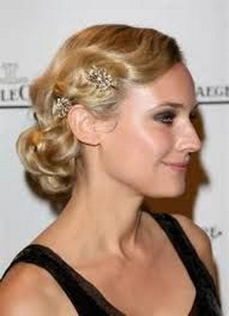 flat twist updo hairstyles : 1920s hairstyles for long hair ? Google Search. Pinned by Brie ...