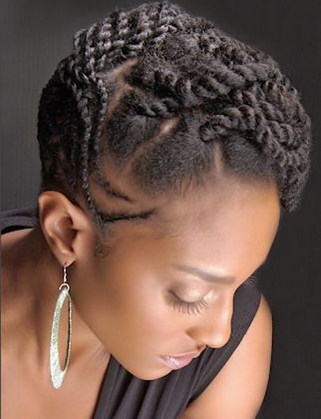 black hair braided bun hairstyles black braided hairstyle 2015