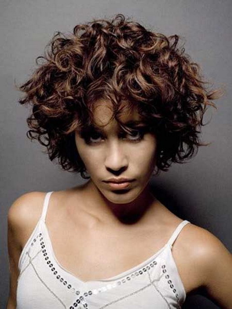 Short Curly Haircuts : short corkscrew curls hairstyles short curls medium hairstyles