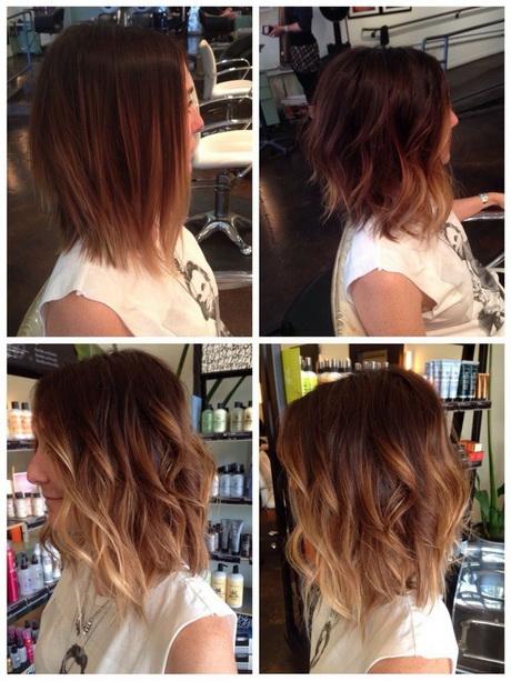 21 pretty medium length hairstyles for 2015 popular haircuts
