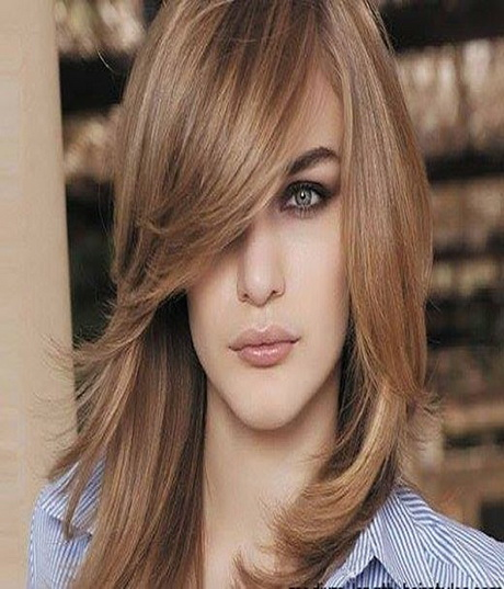Latest Hairstyles For Long Hair 2015 : New Hairstyle for 2014 2015
