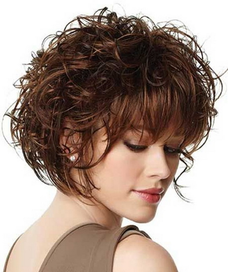 Pics Photos - Short Curly Hairstyles Pictures For Naturally Curly Hair