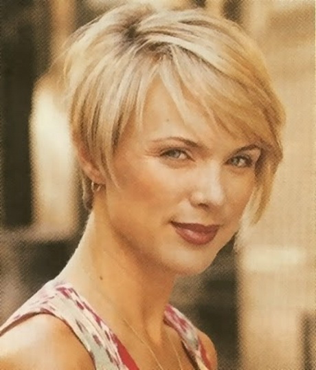 2015 Best Short Hairstyles for Women Over 40
