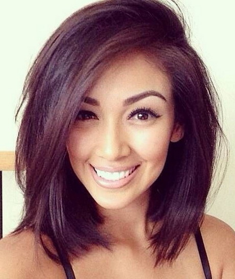 Medium Length Shag Hairstyles 2015 – Shaggy haircuts are presently ...
