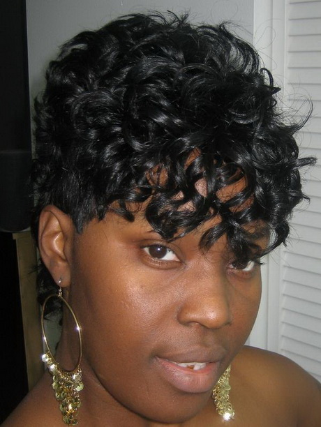 27 Pieces Quick Weave Short Hair Cut Tutorial Pictures to pin on