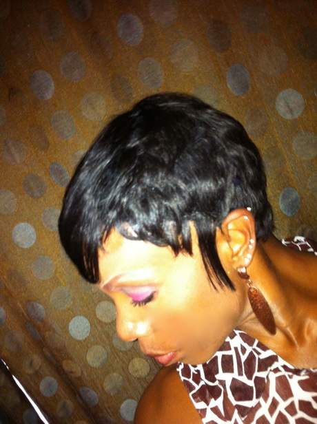 ... Ponytail To The Style 27 Piece Quickweave Remixed 28 With A Ponytail