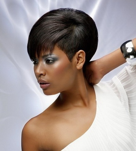 ... Short Hairstyles For Black Women furthermore 27 Piece Quick Weave Hair