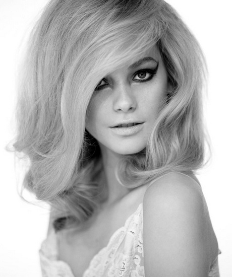 60s short hairstyles : 60s hairstyles for long hair