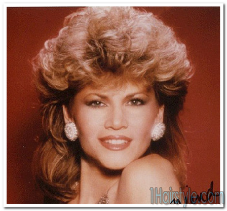 80s Short Hairstyles Women