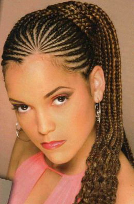 African Braiding Hairstyles Pictures