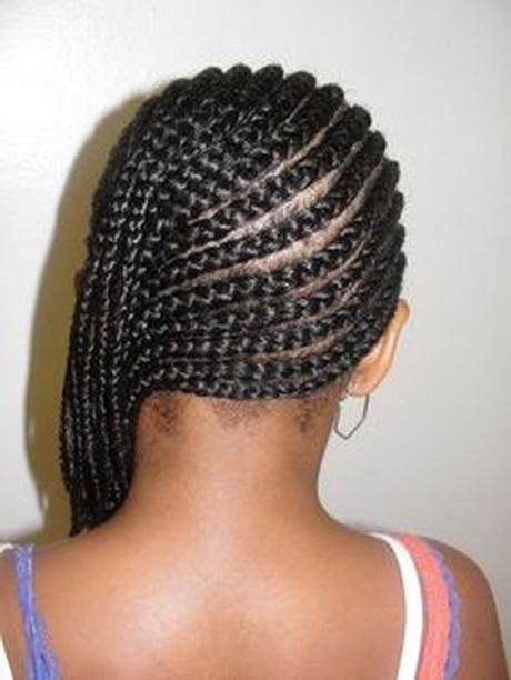 Hair braids beautiful african hair braiding