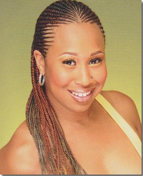 African Cornrow Hairstyles Braid Style