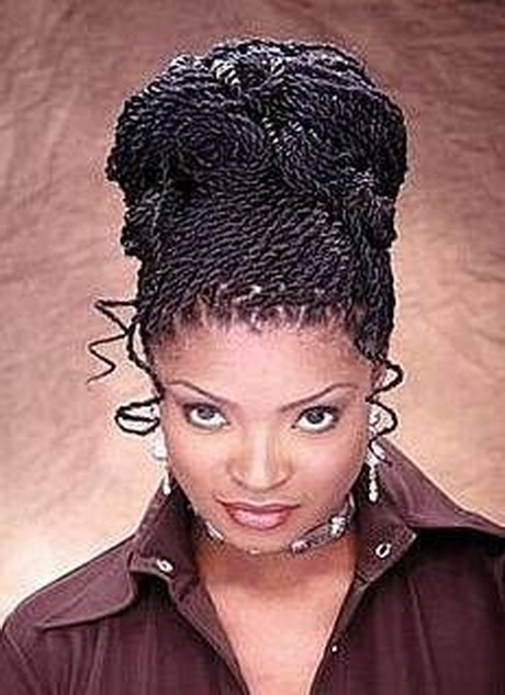 Lastest 51 Kinky Twist Braids Hairstyles With Pictures  Beautified Designs