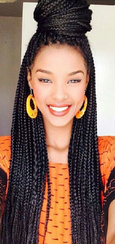 Model Kinky Twist Hairstyles  Beautiful Hairstyles