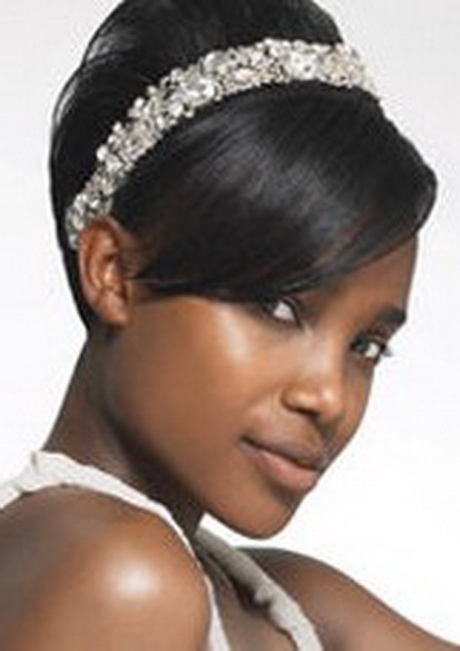 black childrens hairstyles : black bride hairstyle bride of colour wedding blog