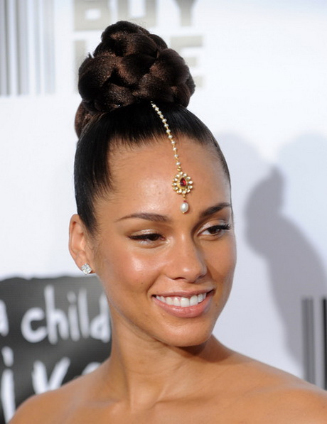 How To Do Alicia Keys Curly Hairstyles