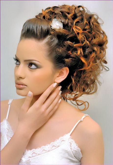 Arabic Bridal Hairstyles