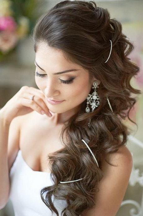 Asian bridal hairstyles 2015