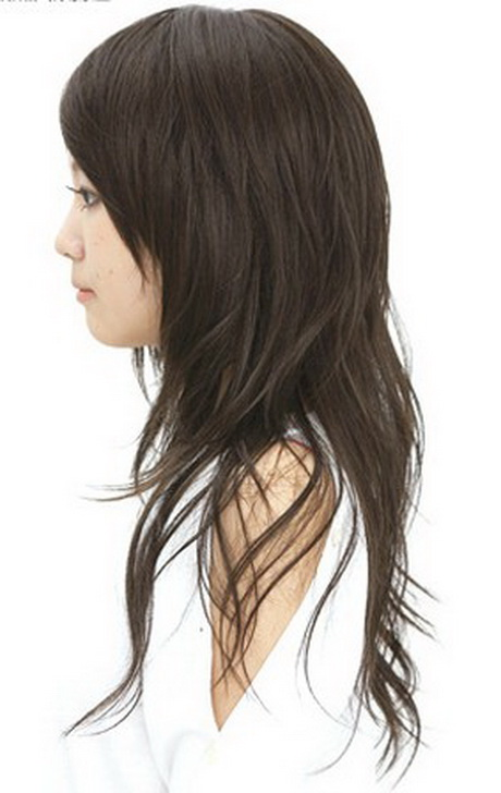 Long Layered Asian Hairstyles 81