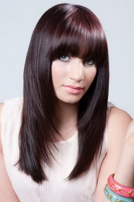 Long Layered Asian Hairstyles 13