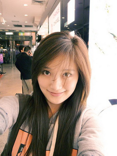 Asian Long Layered Haircut 93