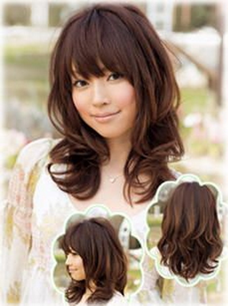Asian Medium Haircuts 56