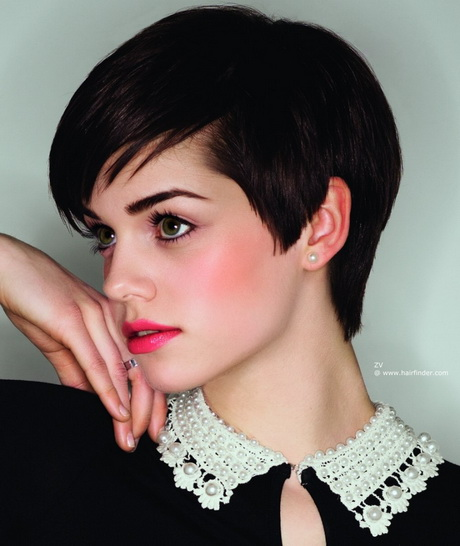 Asian Pixie Haircut