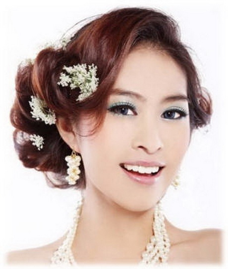 7 Asian bridal hairstyles to inspire - All Things Hair