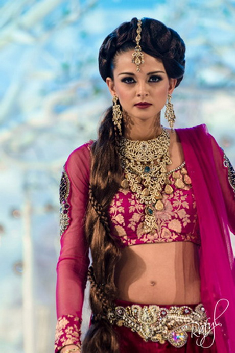 Asiana Bridal Hairstyles on Pink Orchid Studio Part Two