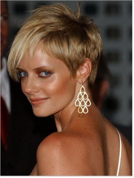 neue frisur kurze haare