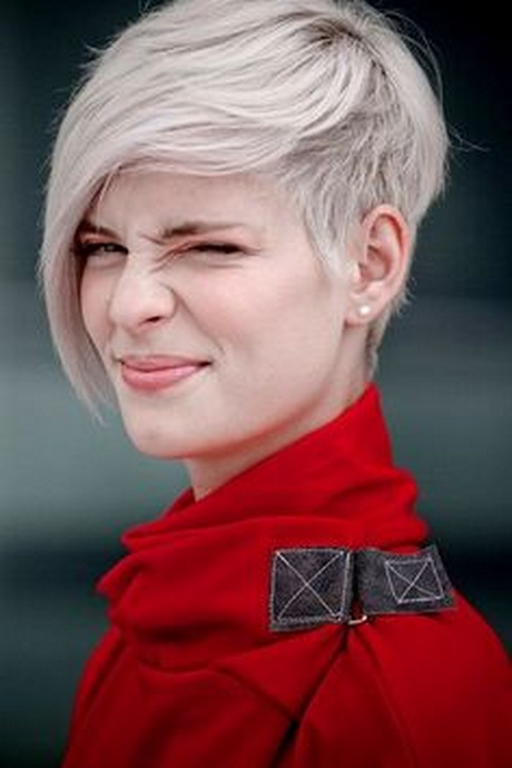 Asymmetrical Pixie Cuts on Pinterest