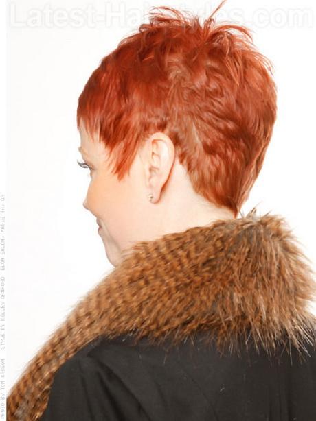 Back Of Pixie Haircut