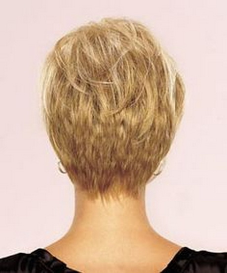 Back View Of Pixie Haircut | Comes with a coated rubber band at the ...