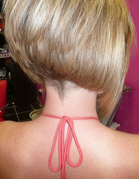 Back View Short Haircuts1
