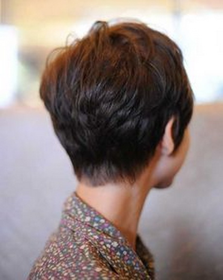 Short Stacked Hairstyles Back View. Short Stacked Hairstyles Back View ...