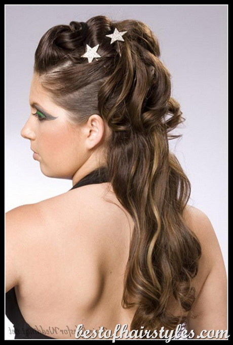 ball hairstyles