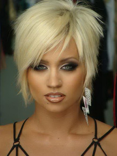 Beautiful short hairstyles for women