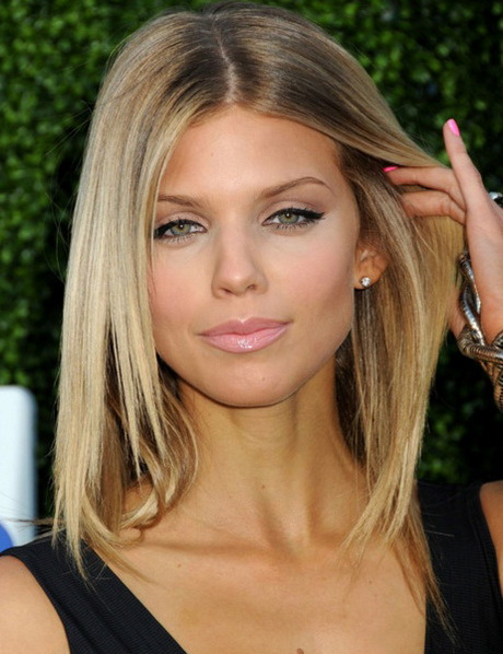 Medium Hairstyles 2015 Best Shoulder Length Haircuts for Women
