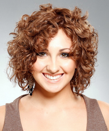 Simple Short Hairstyles For Curly Hair  Hairstyle