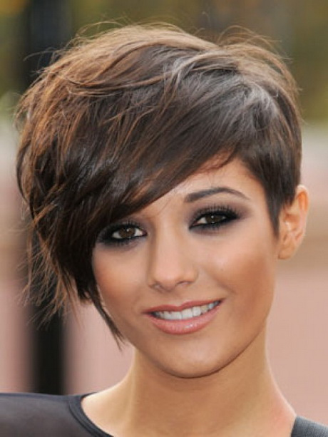 Short Hairstyles for Oval Faces …