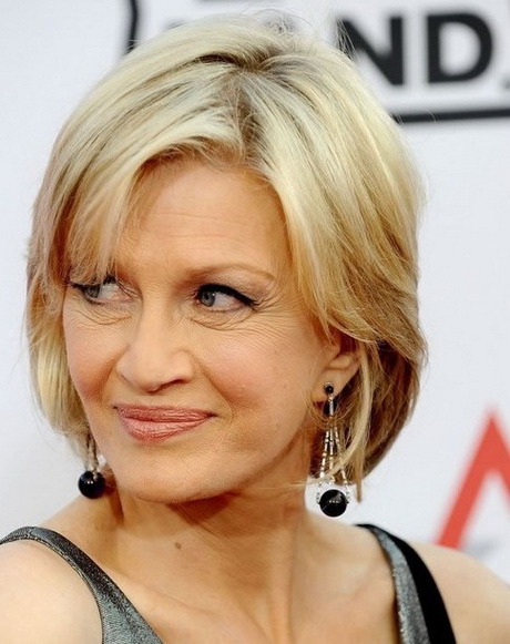 Hairstyles Women Over 50 in addition 63 Year Old Women likewise Short ...