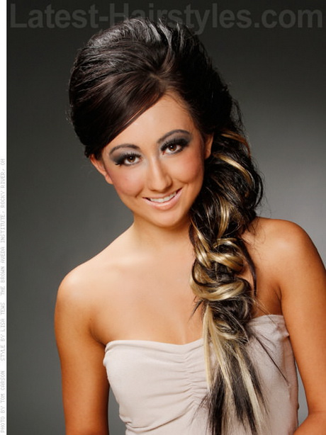 Big Prom Hairstyles