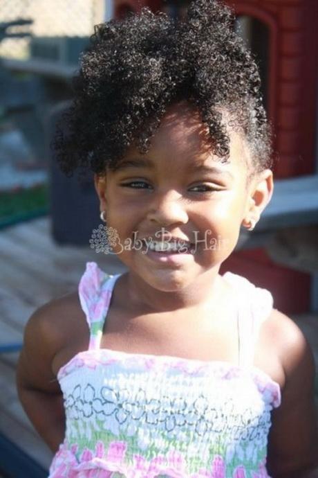Black Baby Girl Hairstyles