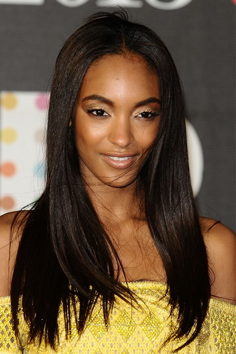 Celebrity Black Hair Styles Pictures - StyleBistro