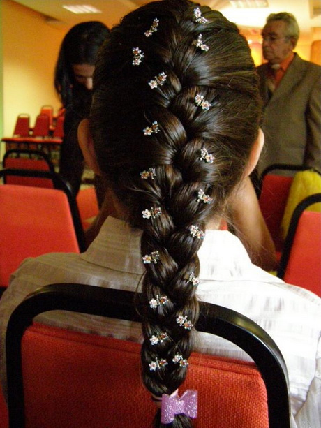 Black French Braid Hairstyles