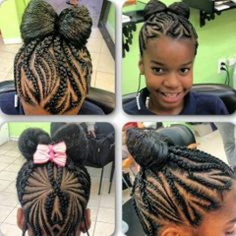 Hairstyles No Braids : more girl braid hairstyles little girl braid hairstyles lil black girl