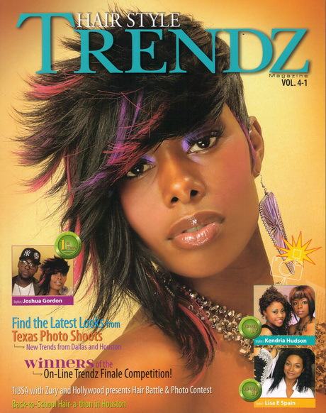 Black Hair Magazine Hairstyles