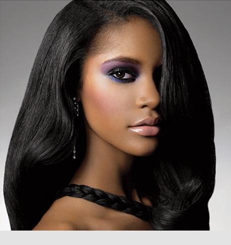 black hair magazine hairstyles